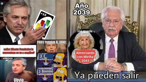 MEMES de ALBERTO FERNANDEZ y la CUARENTENA!!!   YouTube