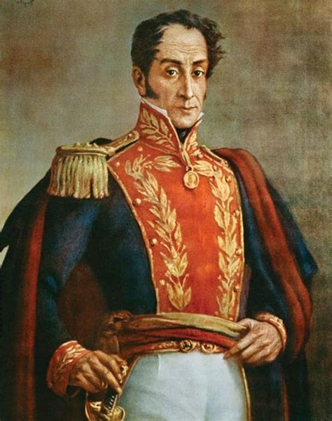 MEMORABLE on Twitter:  El nombre completo de Simón Bolívar ...