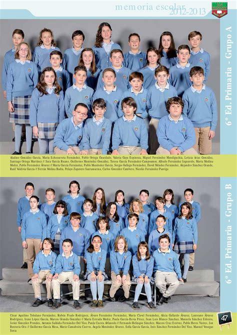 Memoria escolar 2012/2013 by Colegio San Fernando   Issuu