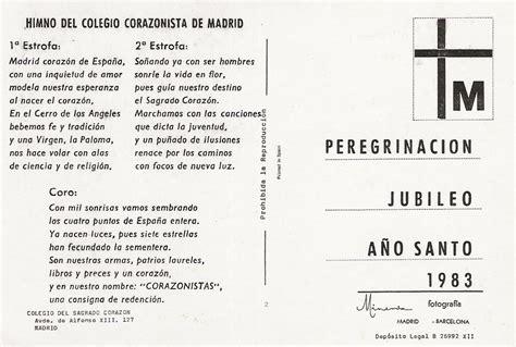Memoria histórica  de los Corazonistas de Claudio Coello ...