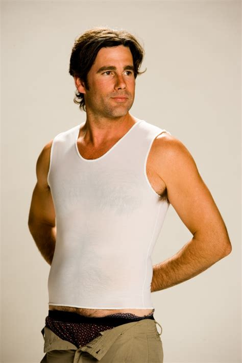 Men s Compression Vests   post surgical and body shaping vests