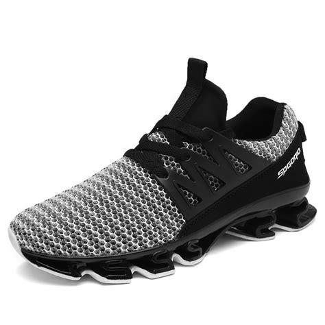 Men s Running Shoes Spring blade Sneakers Cushioning ...