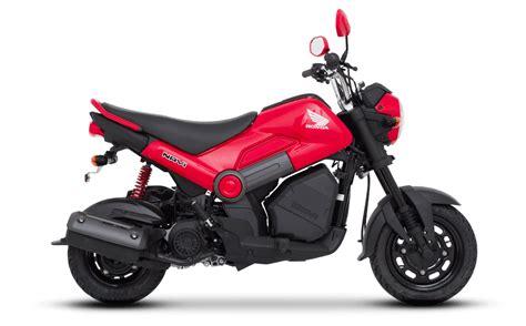Menos motos iguales, más NAVI   Honda Motos