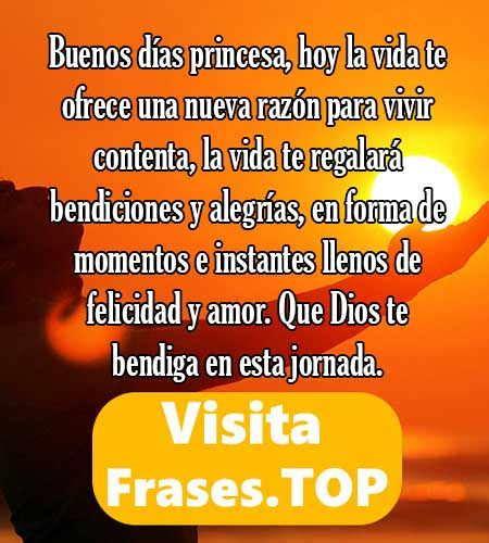 Mensajes de Buenos Días Mi Amor   Enamorar Novia, Mi Vida ...