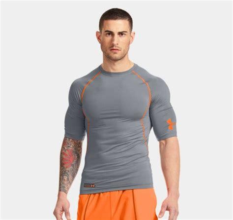 Men's UA Combine Training Compression ½ Sleeve   Mens ...