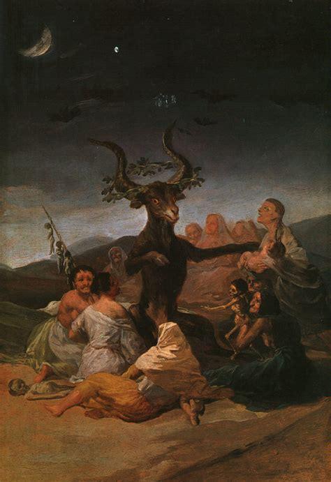 Mentes curiosas: Pinturas negras de Goya