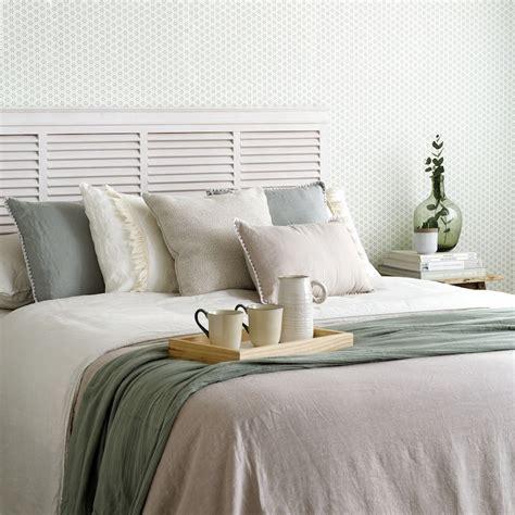 Mer cabecero estilo rústico para cama de 150 cm  con ...