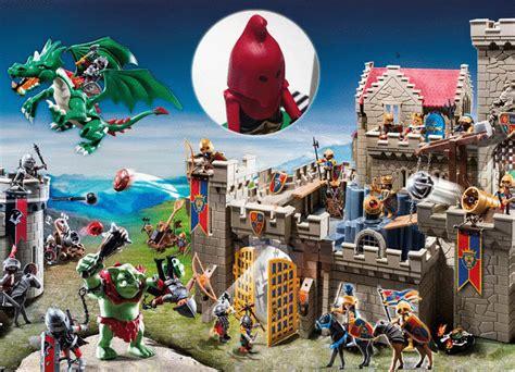 Meraviglie e mostruosità nel catalogo Playmobil 2014/2015