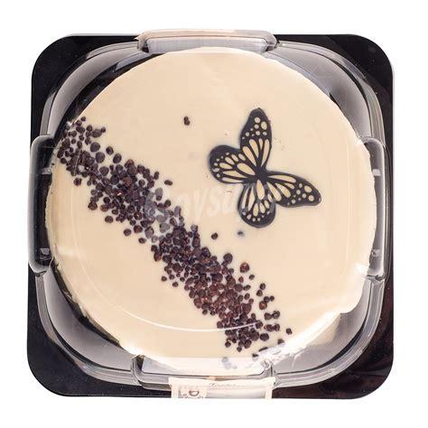 Mercadona Tarta blanca 6 raciones  redonda  pasteleria ...