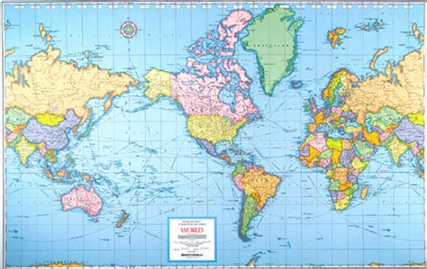 Mercator projection | Jewamongyou s Blog