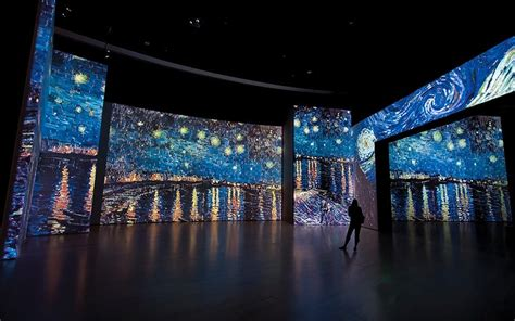 Merging Art with Technology: Does Van Gogh Alive Get It ...