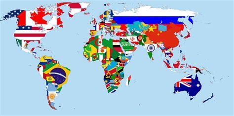 Meridianos: ¿Cuántos países hay en el mundo?