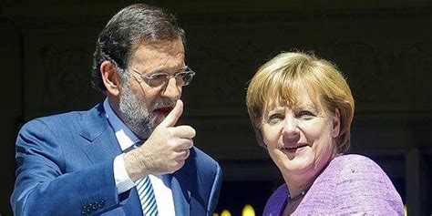 Merkel Rajoy: dos caminan juntos   Periodista Digital