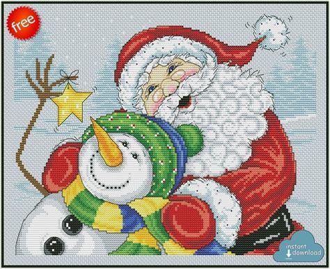 Merry Christmas Cross Stitch Pattern PDF + XSD Download
