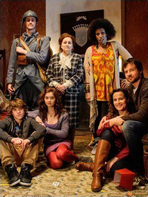 Mes chers disparus: la série TV