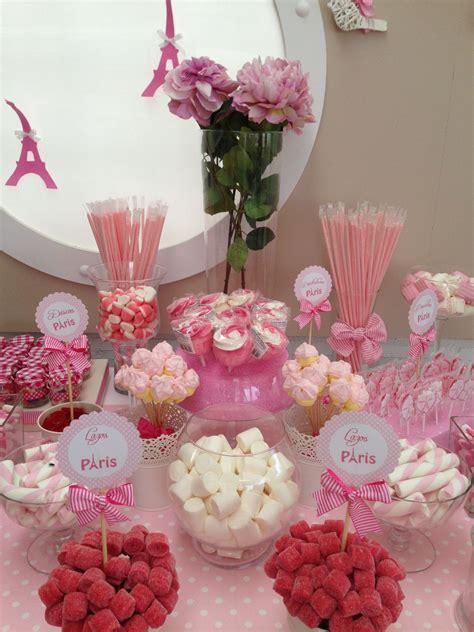 Mesa Chuches París  1  | Dulces para fiestas, Mesas dulces ...