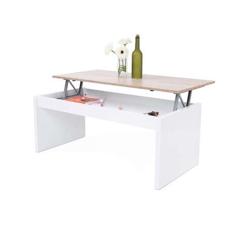 Mesa de centro elevable Zenit   Muebles para tienda ...