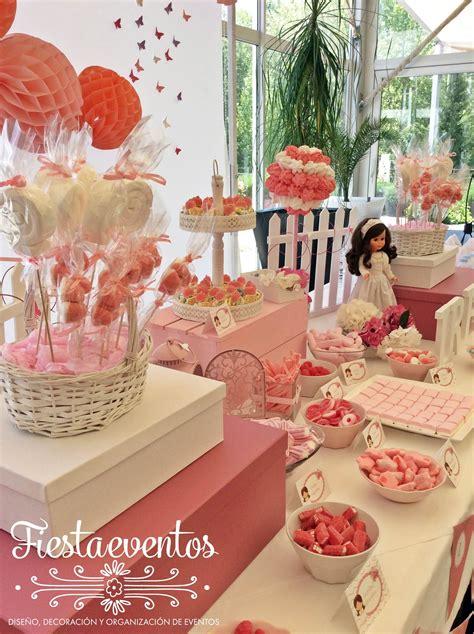 mesa dulce candybar comunión Irene 08 | Mesas de chuches ...