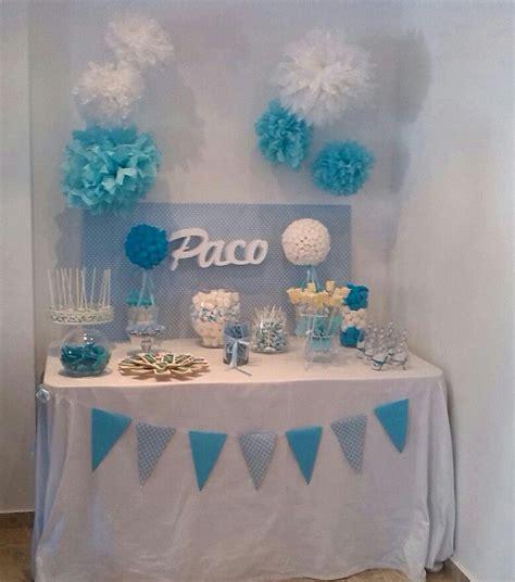 Mesa dulce comunion | mesas dulces | Dulces bautizo, Mesas ...