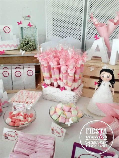 Mesa dulces primera comunión Ana fiestaeventos ...