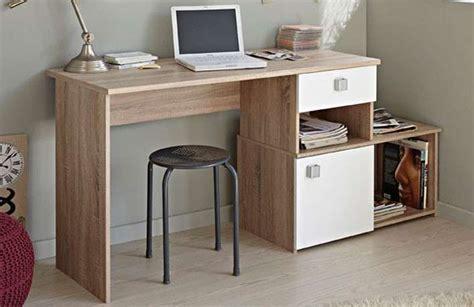 Mesa escritorio con estantería   Muebles BOOM