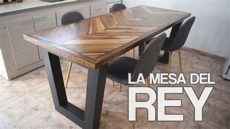 MESA ESTILO INDUSTRIAL By Easy.   PROYECTO MUEBLE  La Mesa ...