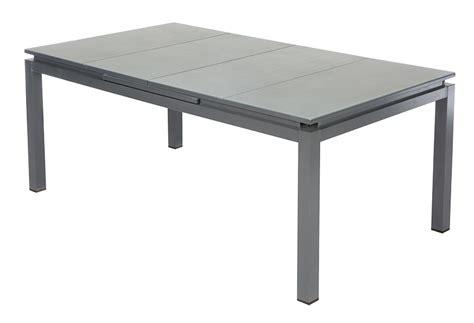 Mesa extensible de aluminio ODISSEA Ref. 81956370   Leroy ...