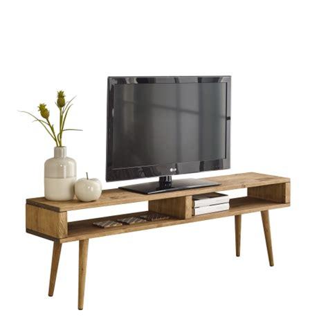 Mesa Televisión, Mueble Tv Salón Diseño Vintage 2 Huecos ...