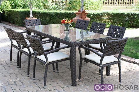 Mesa y sillas de jardín Dely Majestic Garden
