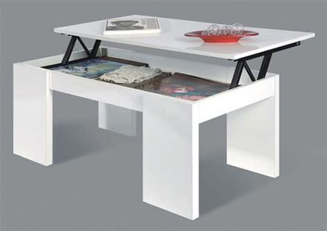 Mesas de centro elevables modernas, prácticas y baratas ...