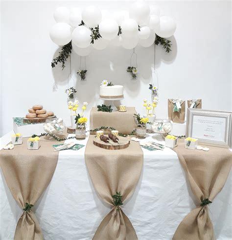 Mesas dulces de comunión: dos looks monísimos « Snack ...