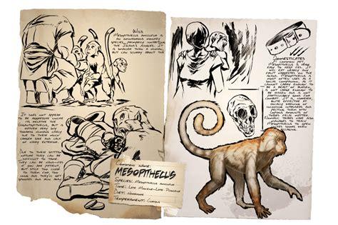 Mesopithecus   Official ARK: Survival Evolved Wiki