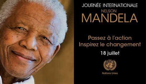 MESSAGE ON NELSON MANDELA INTERNATIONAL DAY | United ...