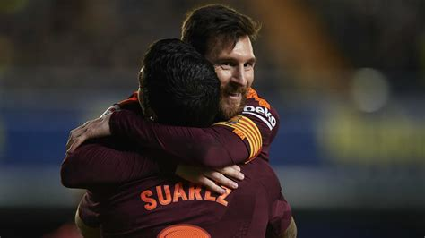 Messi and Suarez on Barca bench as Valverde rings changes ...