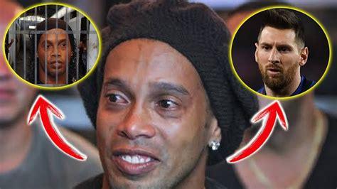 Messi ayuda a su amigo en la carcel Asi vive Ronaldinho en ...