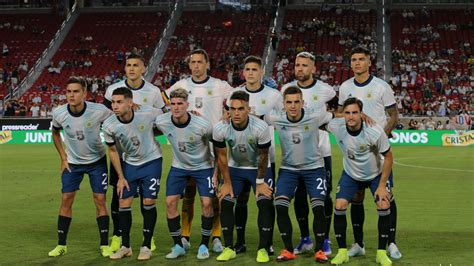 Messi, la única constante: cuánto cambió la Selección ...