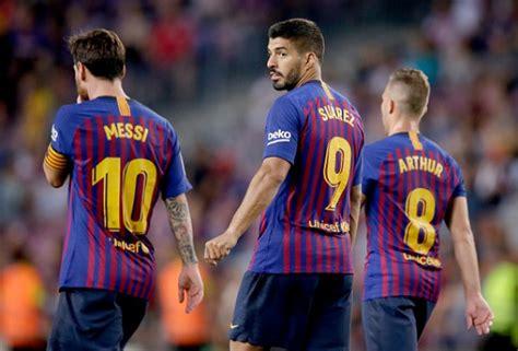 Messi nih Barca Player thar Arthur Melo a thangtthat ...
