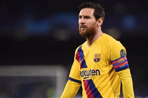 Messi:  Quizá Setién lo entendió mal, no podemos ganar la ...