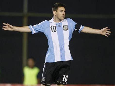 Messi rechazó jugar con la selección española   Deportes ...