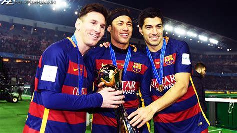 Messi, Suárez & Neymar All 137 Goals In 2015 HD   YouTube