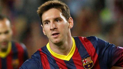 Messi volvió al fútbol tras el Mundial en un amistoso ...