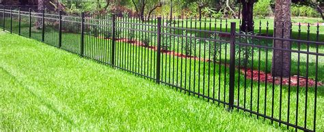 Metal Fences and Aluminum   Viking Fence And Deck