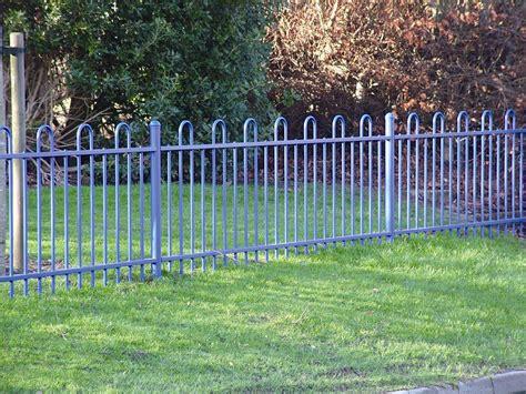Metal Fencing | Metal Garden Fencing | Jacksons Fencing