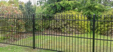 Metal Garden Fences | High Quality, Low Maintenance ...