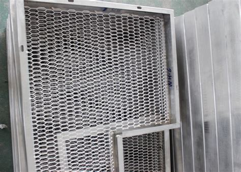 Metal Mesh Commercial Ceiling Tiles for building ...