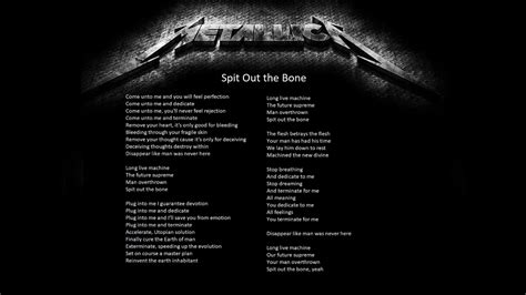Metallica best songs with lyrics   YouTube
