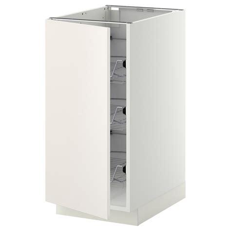 METOD Abj+cstrej, blanco, Veddinge blanco, 40x60 cm   IKEA