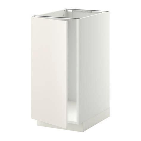 METOD Armario bajo para fregadero   Veddinge blanco   IKEA