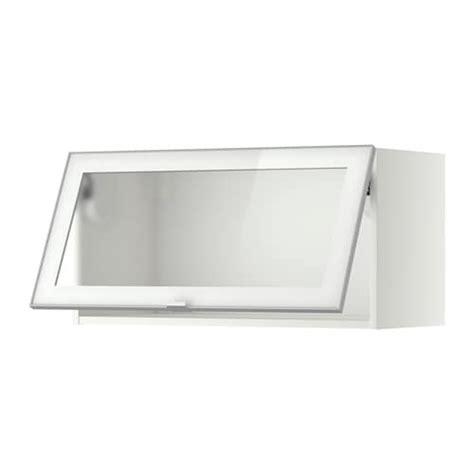 METOD Armario de pared abatible vidrio   Jutis vidrio ...