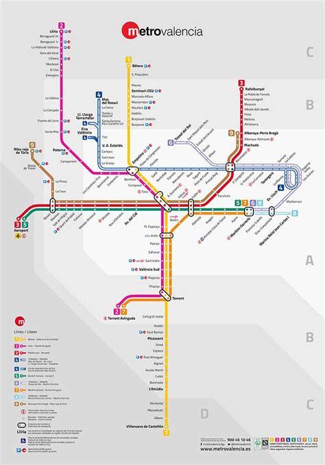 Metro Aeropuerto de Valencia: Llegar o salir del ...